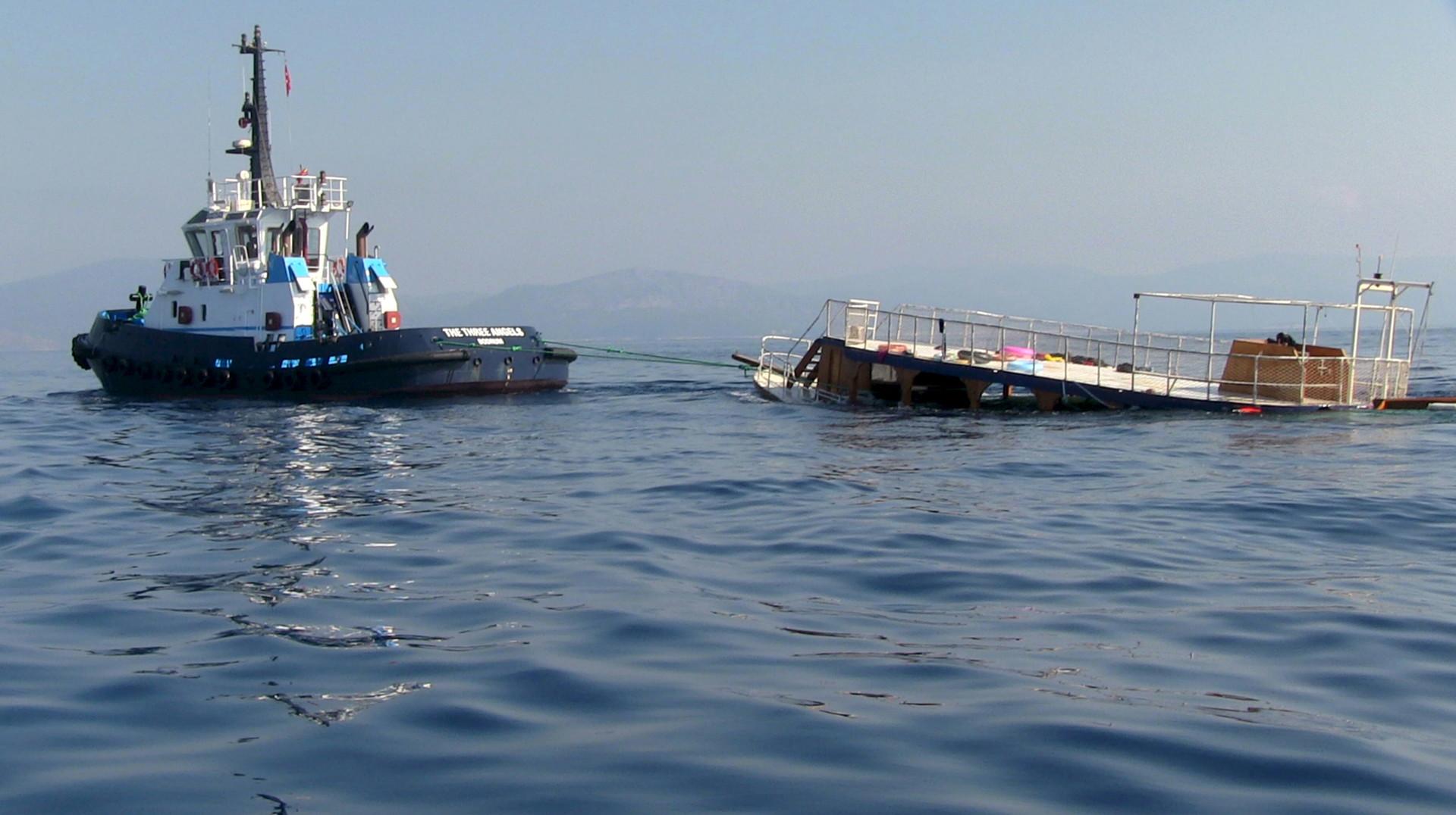 إنقاذ 219 طالبا للجوء قبالة إسبانيا