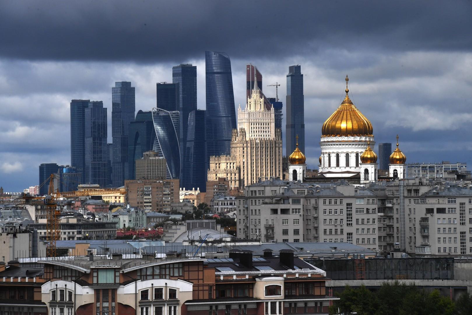 عملاق تكنولوجيا روسي يدخل موسكو إلى عصر جديد