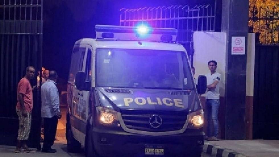 مصر.. الأمن يلقي القبض على مذيع التليفزيون المصري
