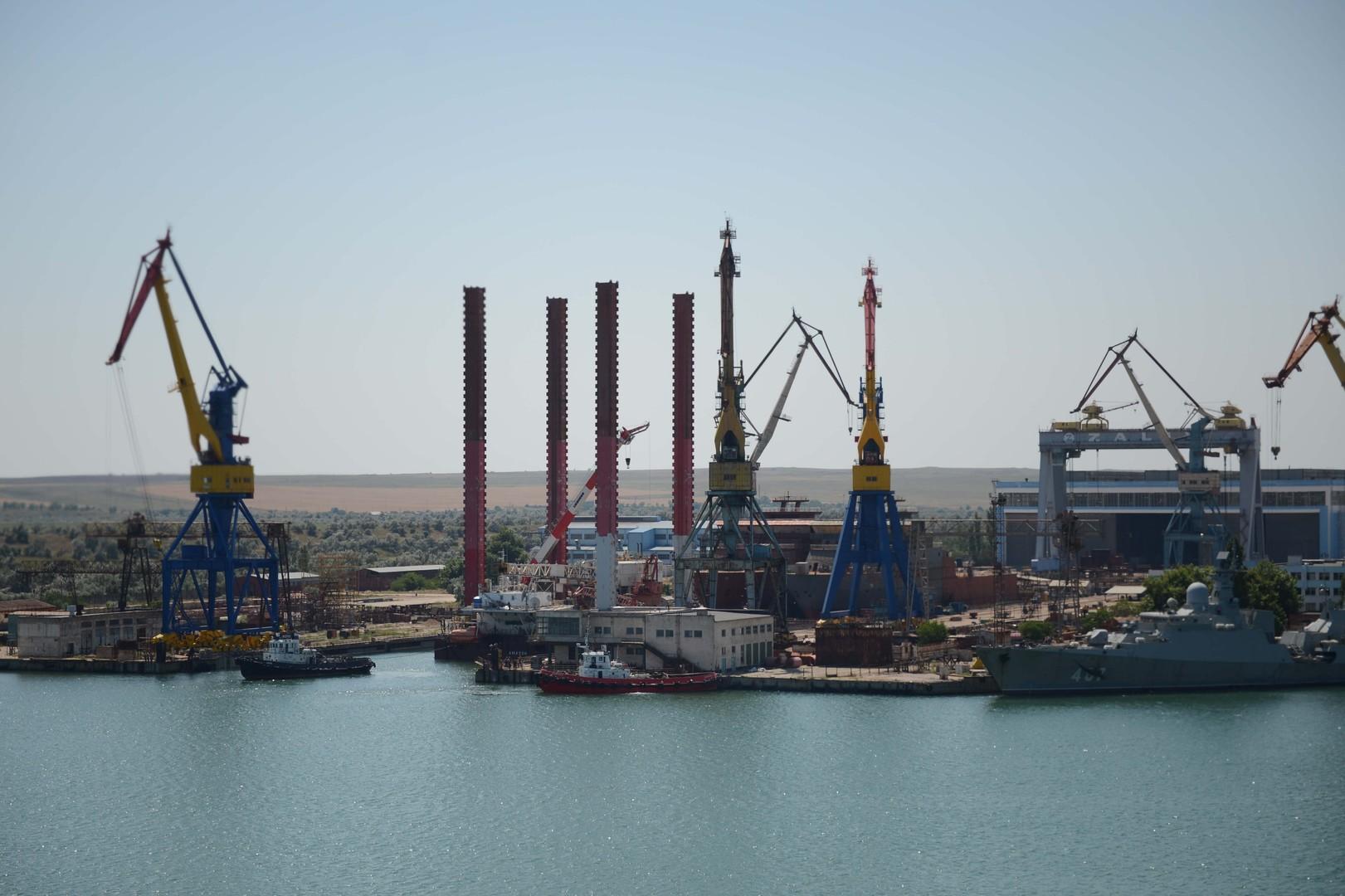 مقترح روسي لتحديث الأسطول البحري السوري