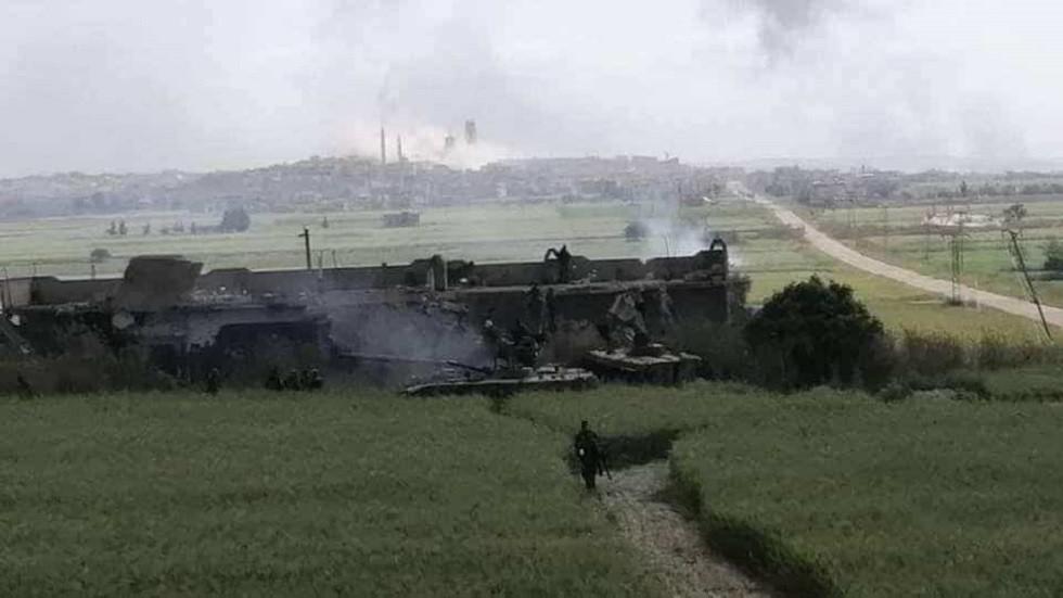 الجيش السوري يوقف إطلاق النار من جانب واحد في إدلب غدا