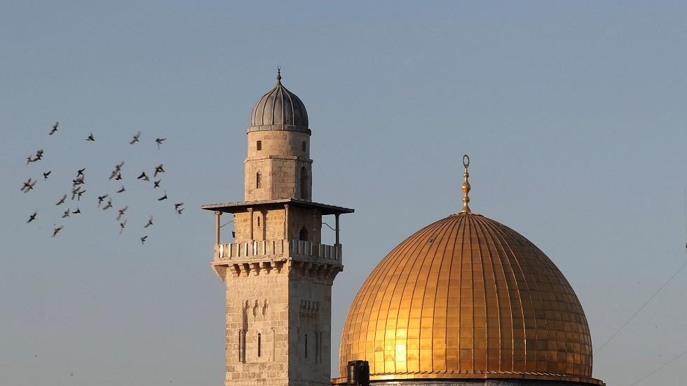 قبة الصخرة في القدس