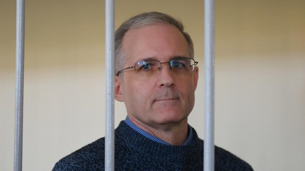 الأمريكي بول ويلان المتهم بالتجسس في روسيا