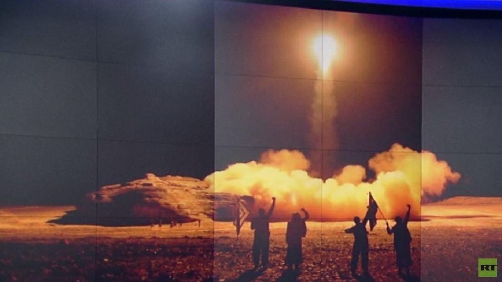 الحوثيون يطلقون صاروخا على منطقة حيران