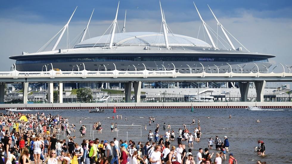 وكالة: نهائي دوري أبطال أوروبا 2021 سيقام في بطرسبورغ الروسية