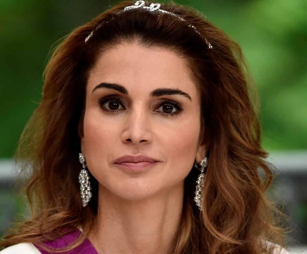 الملكة رانيا تحتفل بعيد ميلادها