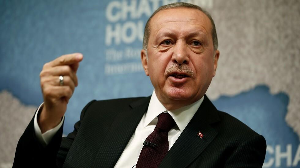 أردوغان يهدد بإطلاق عملية عسكرية أحادية في شمال سوريا