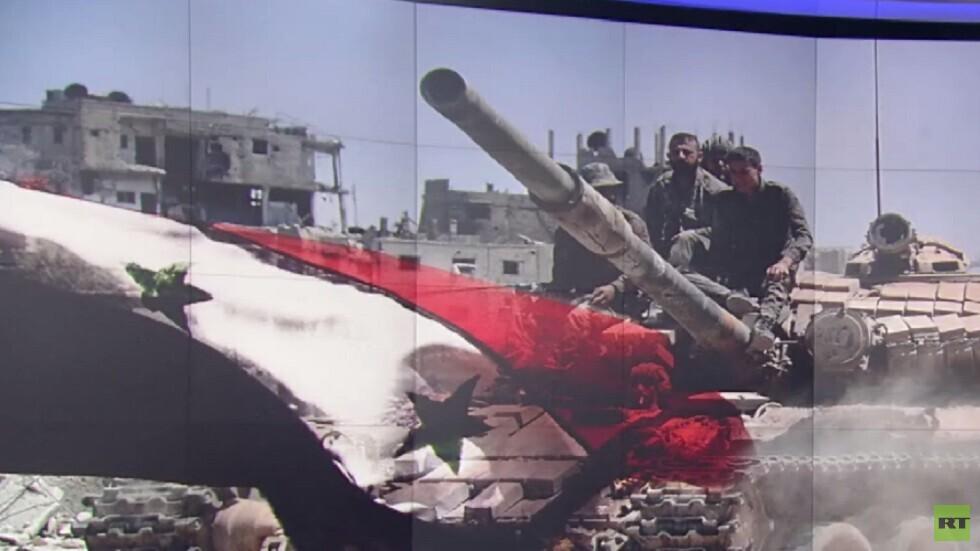 وقف إطلاق النار بمنطقة خفض التصعيد بإدلب
