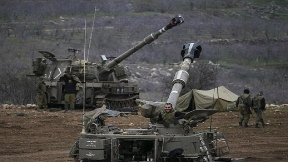 الجيش الإسرائيلي يعزز من جاهزية قواته برا وجوا وبحرا في القيادة الشمالية