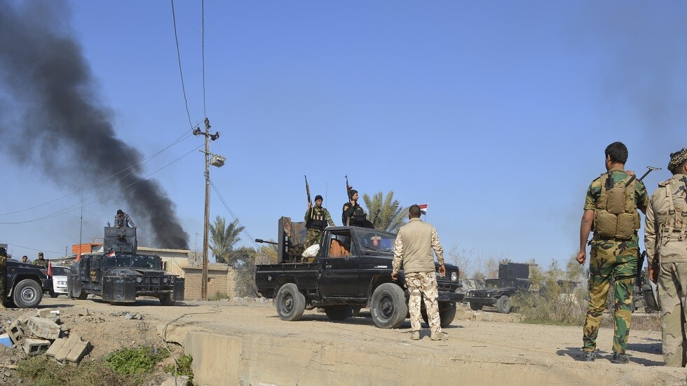 القوات الأمنية في محافظة ديالى - أرشيف