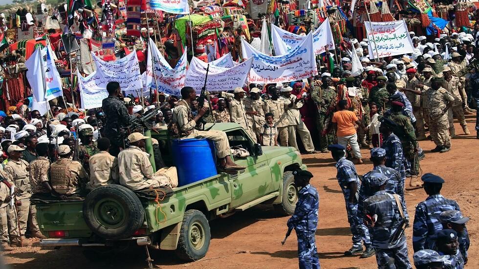 تنظيمات مسلحة في دارفور - أرشيف