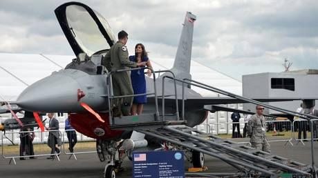 واشنطن تقرر تزويد تايوان بـ 66 مقاتلة F-16 بقيمة 8 مليارات دولار