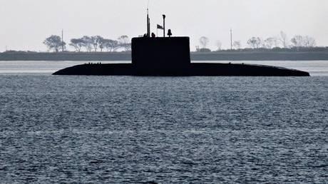 البحرية الروسية تتسلم 6 غواصات حديثة