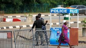 الأمن النيجيري يعتقل معارضا بعد دعوته إلى الثورة