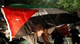 الخارجية الأمريكية تحذف اسم السلطة الفلسطينية من قائمة الشرق الأوسط بضغط إسرائيلي
