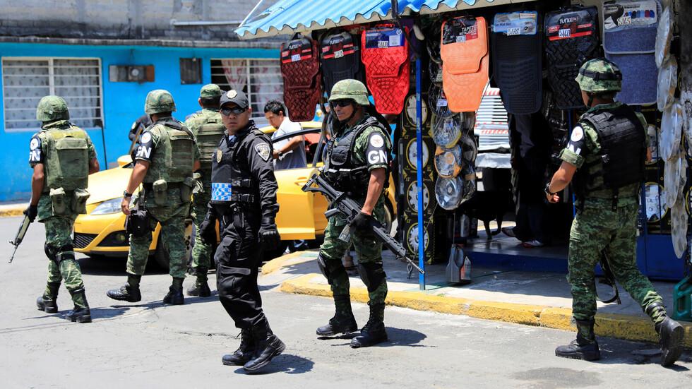 نتيجة بحث الصور عن المكسيك تريد الحد من سيل تهريب الأسلحة الأمريكية إلى أراضيها