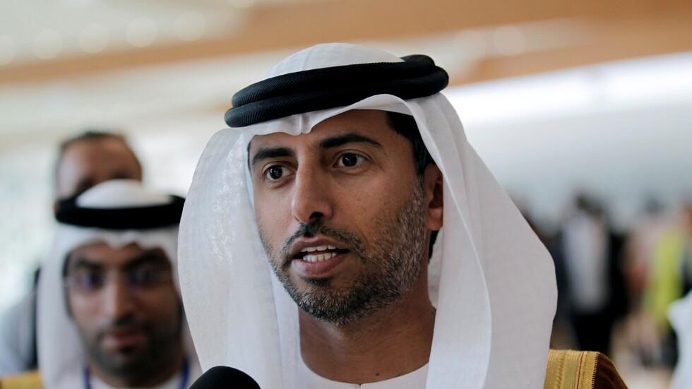 نتيجة بحث الصور عن الإمارات: لدينا طاقة إنتاج نفط فائضة لتعويض الأسواق
