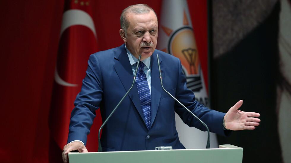 نتيجة بحث الصور عن أردوغان يعلن إكمال التحضير لعملية عسكرية في سوريا ويتحدث عن مواجهة مع الولايات المتحدة