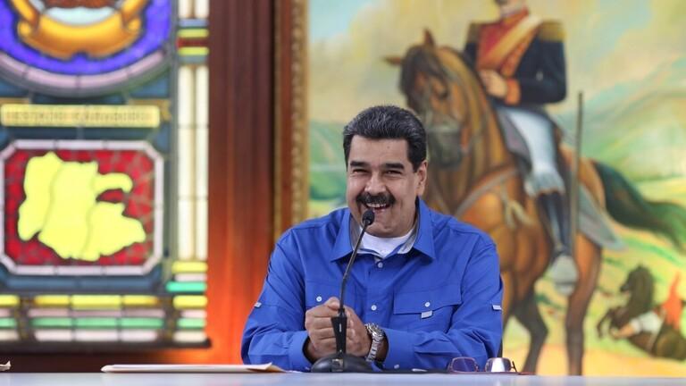 مادورو يوقف الحوار مع المعارضة ويتهمها بمحاولة بيع منطقة إيسيكيبو