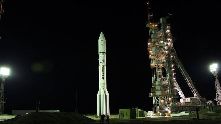 """تؤجل روسيا إطلاق صاروخ """"بروتون"""""""