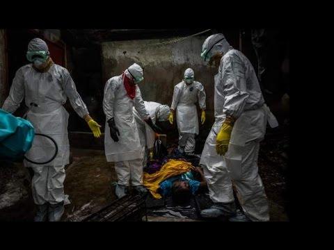 محاربو الإيبولا