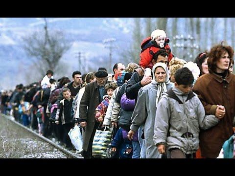اللاجئون الأوكرانيون