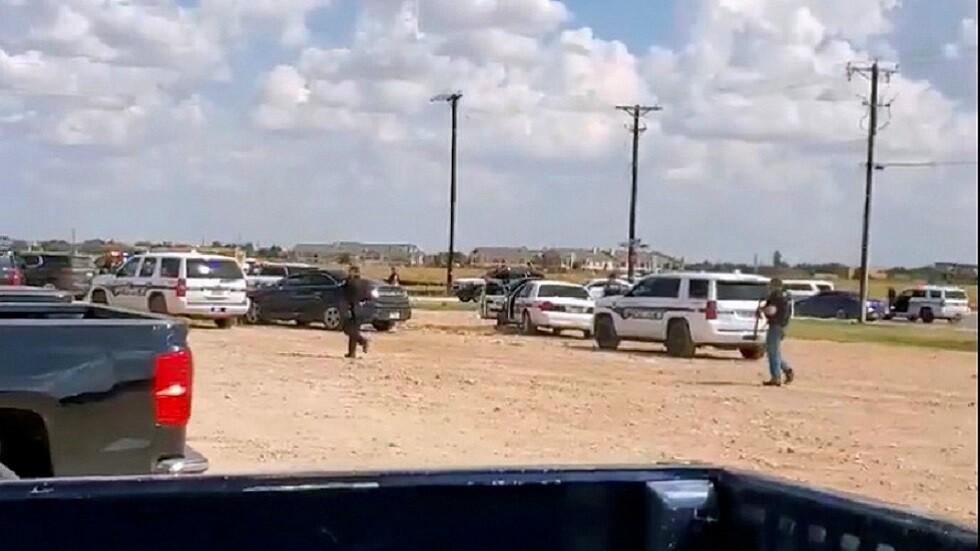 الشرطة الأمريكية تقتل مطلق النار العشوائي في تكساس