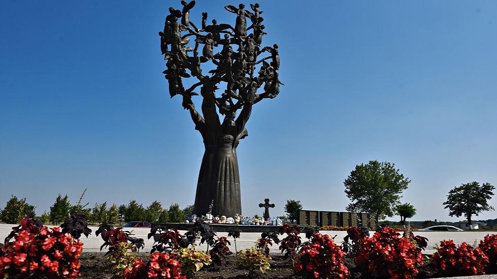 النصب التذكاري لضحايا مأساة بيسلان