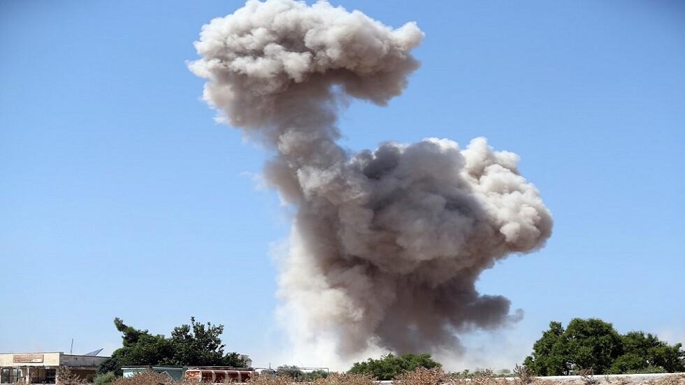 الدفاع الروسية تعلق على الضربة الجوية الأمريكية لإدلب