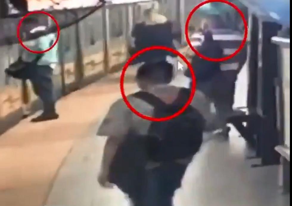 شاهد.. نشّالو مترو بوينس آيرس الثلاثة في قبضة الأمن