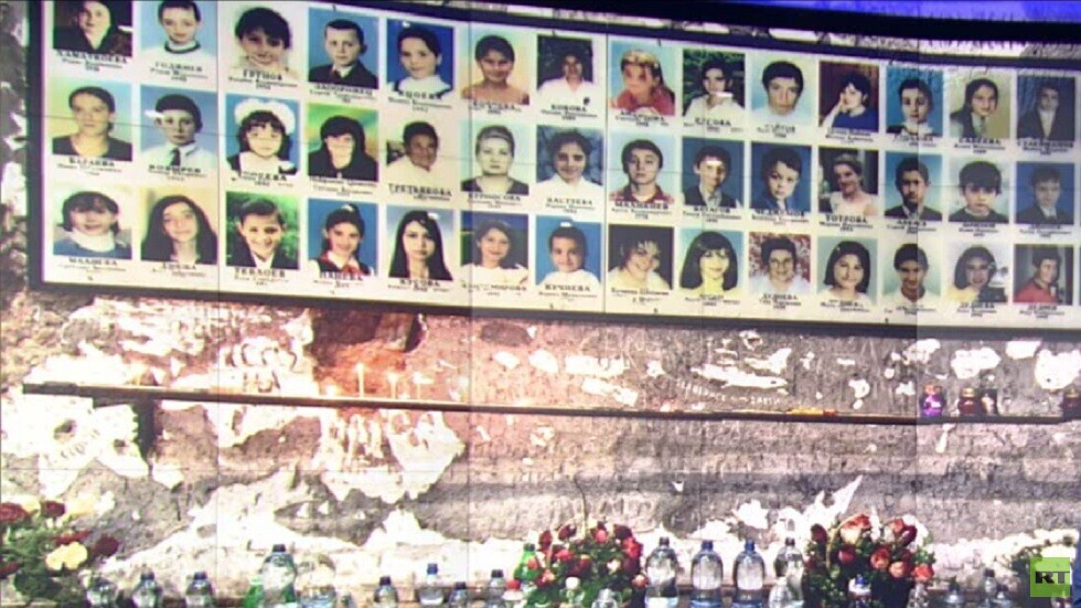 الذكرى الـ15 لمذبحة مدرسة بيسلان