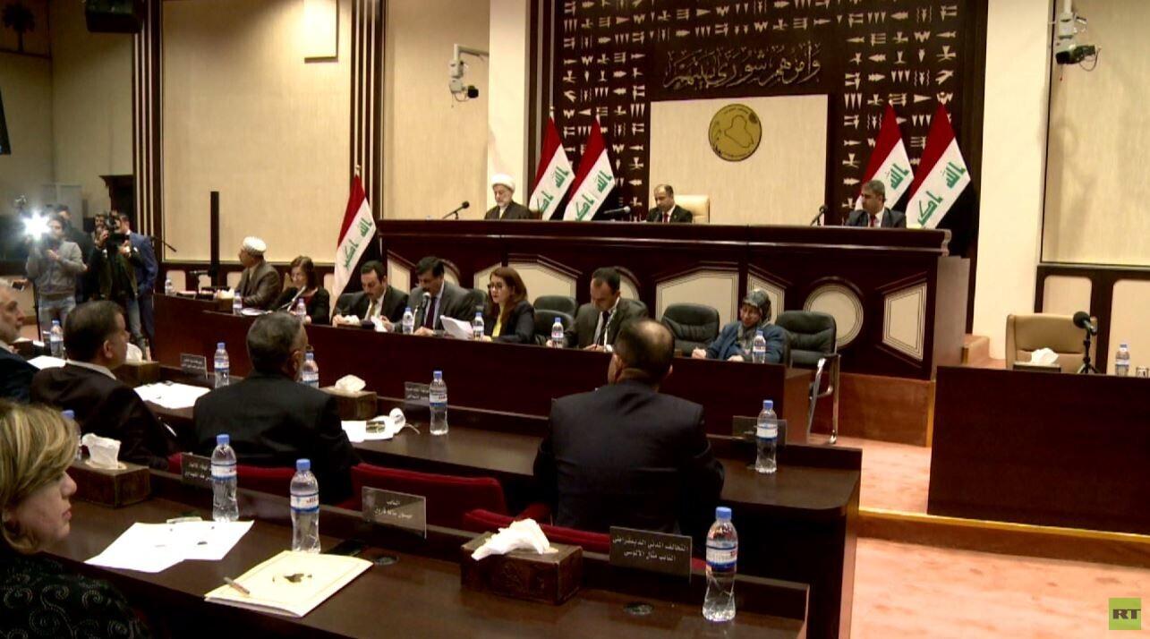 البرلمان العراقي يعتزم التحقيق مع قناة أمريكية