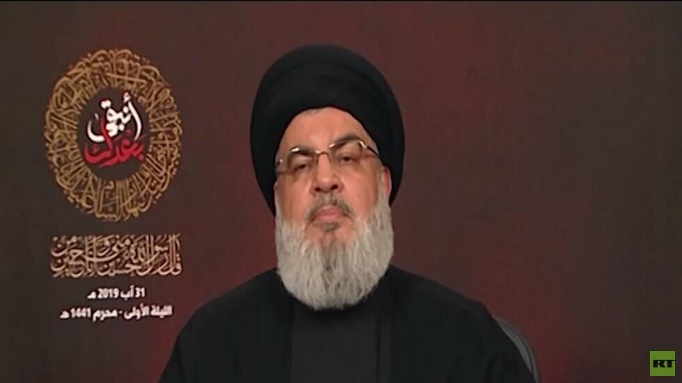 نصر الله يكشف معطيات مثيرة عن نتائج العملية التي شنها حزب الله أمس على موقع إسرائيلي