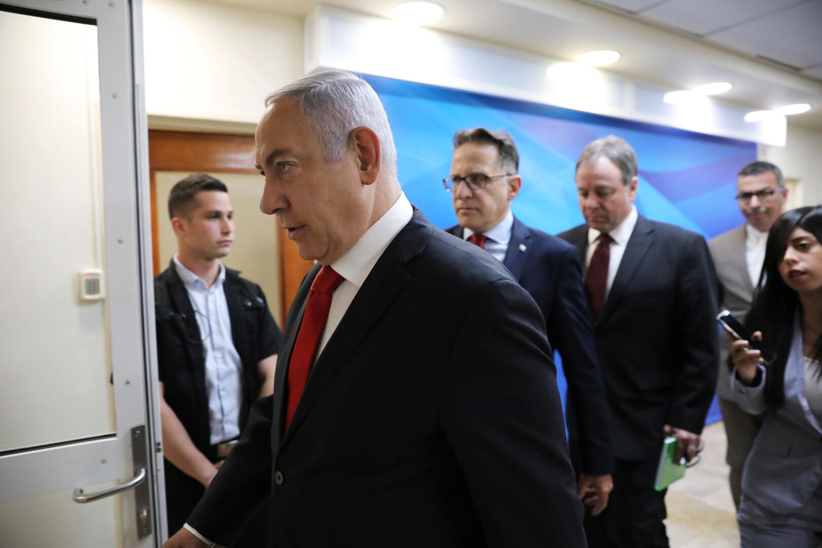 وسائل إعلام إسرائيلية: نتنياهو يقطع اجتماعه مع رئيس هندوراس بسبب التصعيد عند حدود لبنان