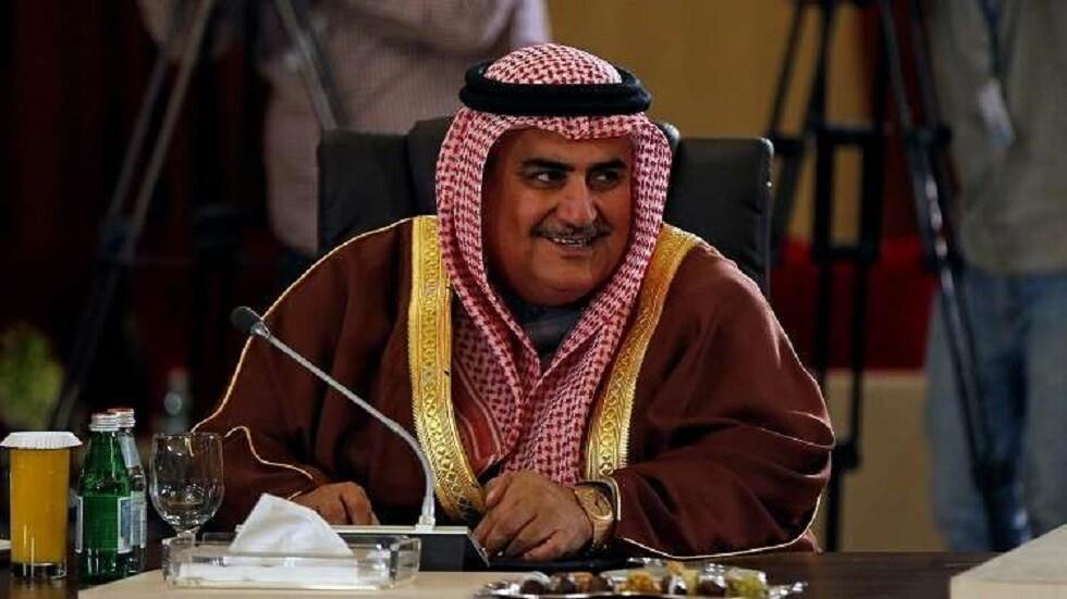 وزير خارجية البحرين ينتقد الدولة اللبنانية