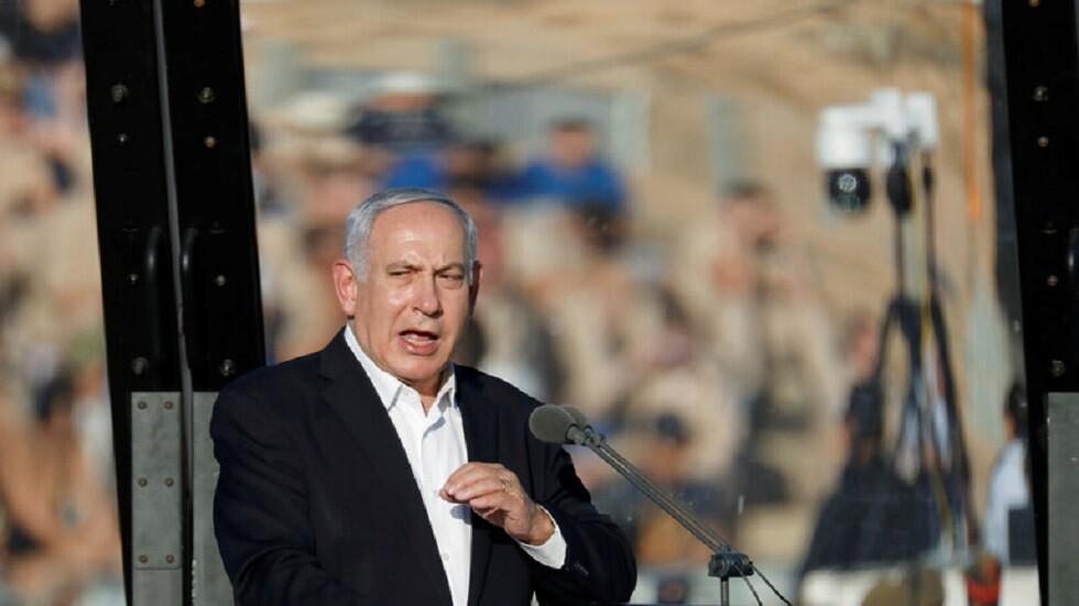 نتنياهو: إسرائيل ستتخذ قرارا بشأن الإجراءات المستقبلية على الحدود اللبنانية بناء على تطور الأحداث