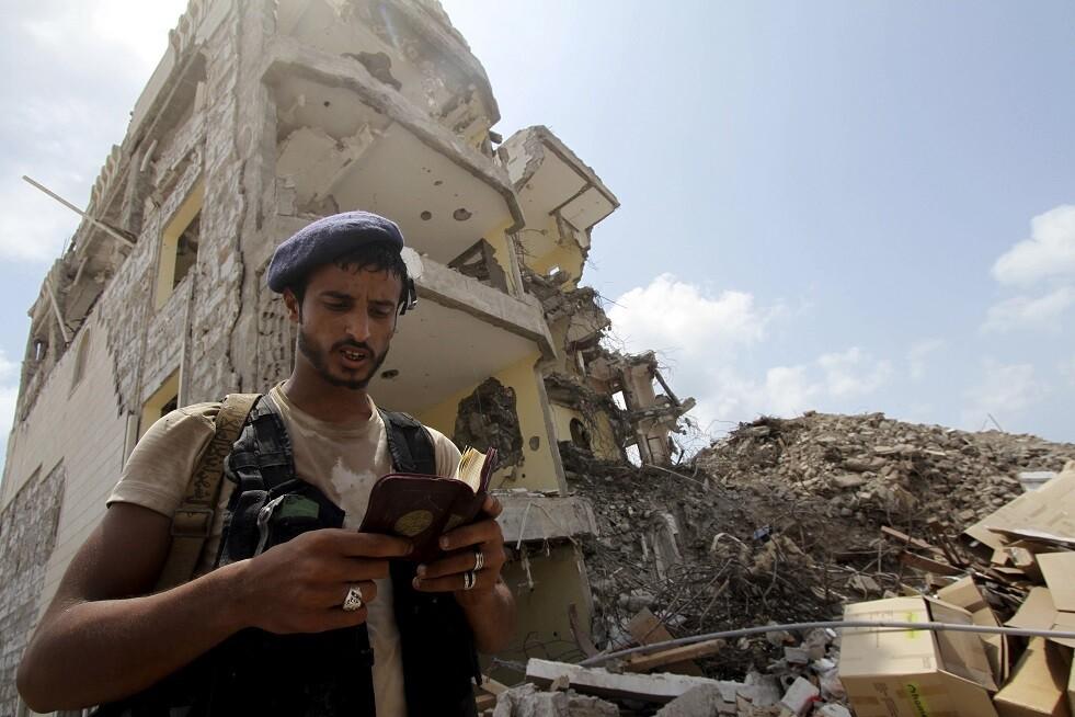 الإرياني يطالب المجتمع الدولي بإدانة