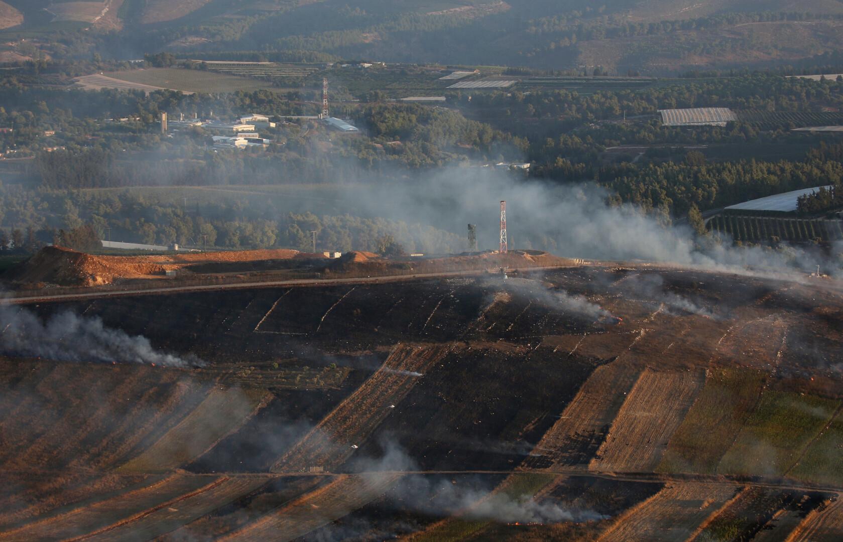 الهدوء يعود إلى الحدود اللبنانية الإسرائيلية بعد تصعيد جديد