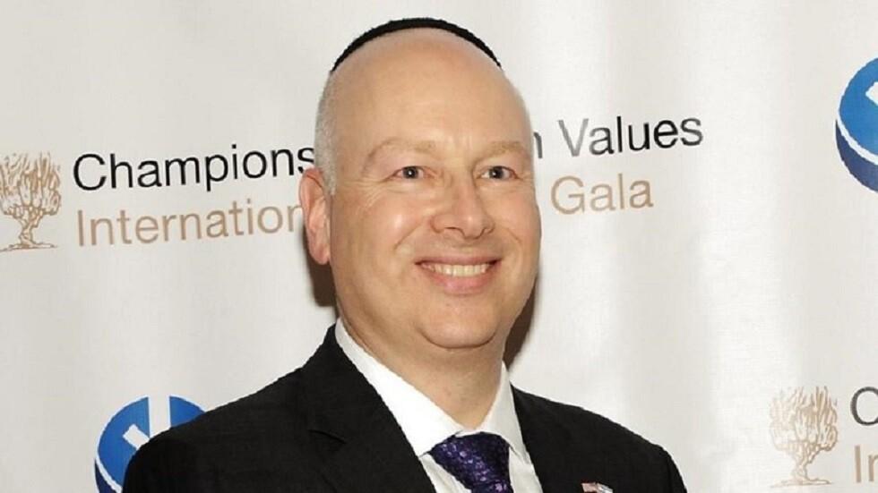غرينبلات: ندعم حق إسرائيل التام في الدفاع عن نفسها ضد كل الهجمات