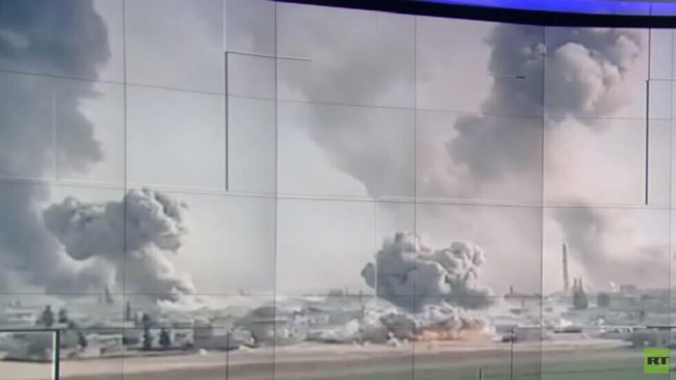 موسكو: واشنطن لم تنسق معنا ضربتها بإدلب