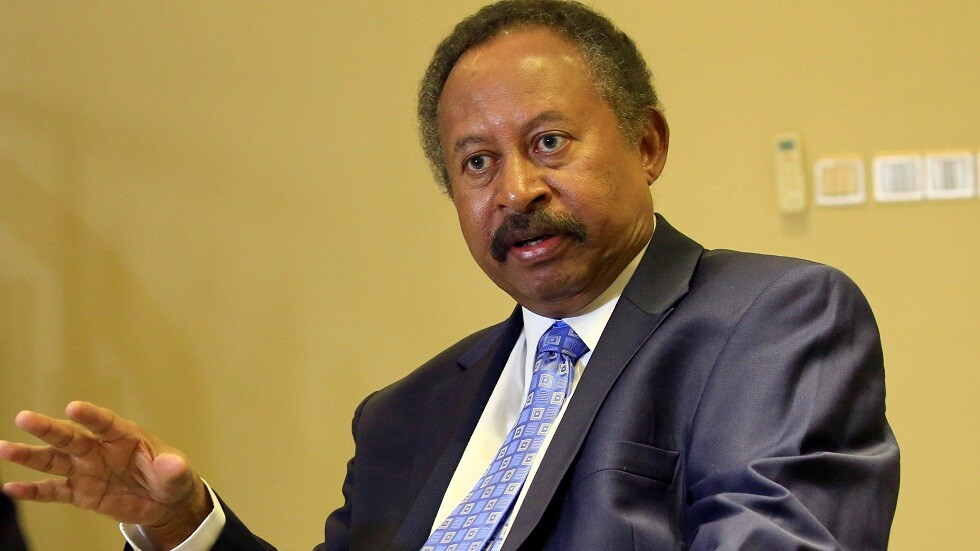 السودان.. حمدوك يرفض محاولات التأثير على اختيار وزراء حكومته