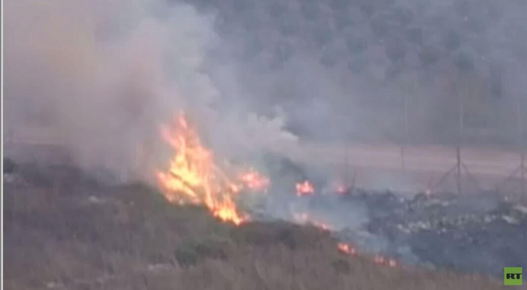 شاهد ما خلفه القصف الإسرائيلي على جنوب لبنان بعد عملية