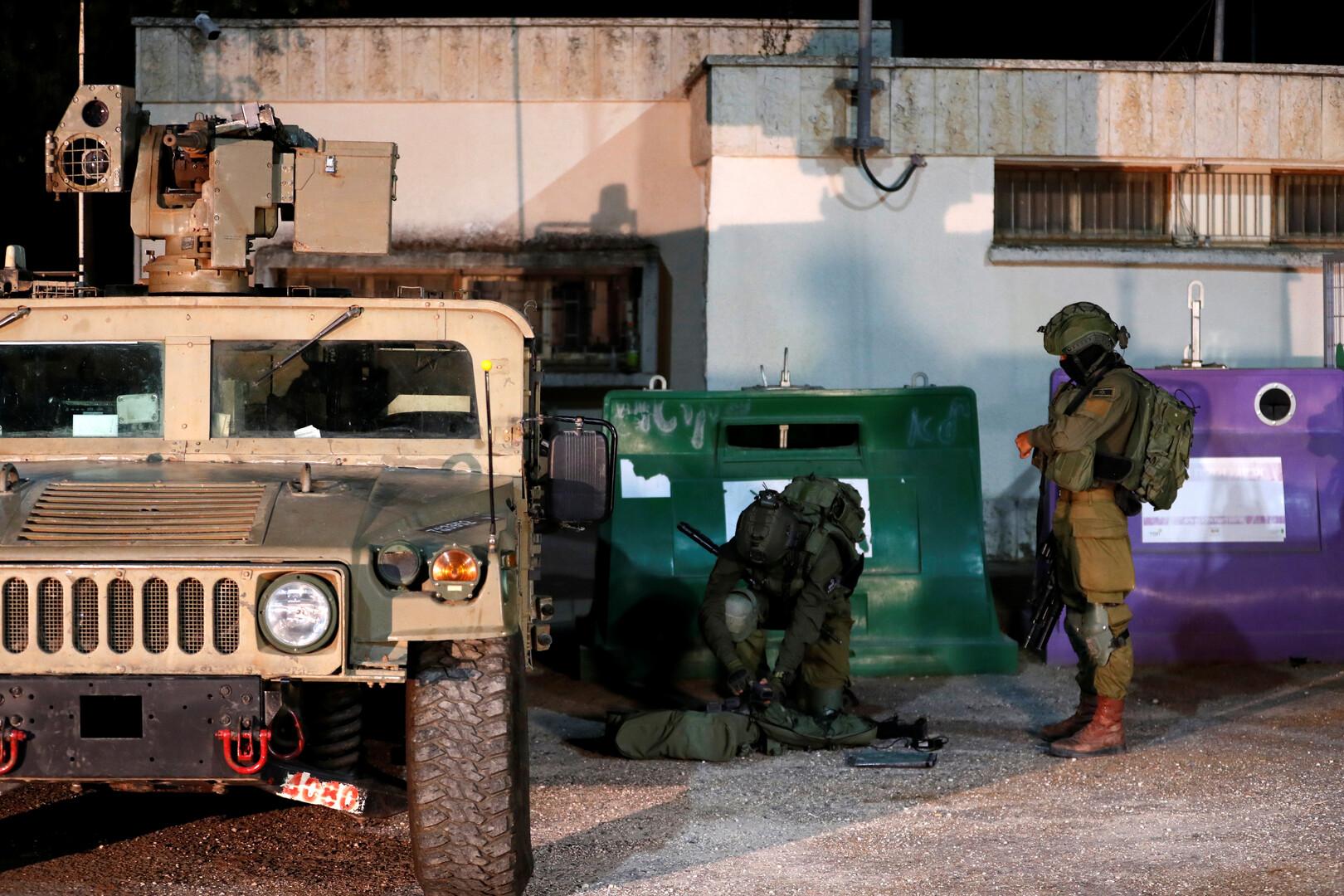 إذاعة الجيش الإسرائيلي: كانت تفصلنا 30 دقيقة عن الحرب