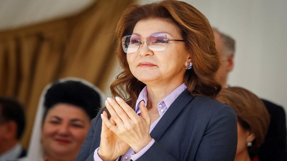 إعادة انتخاب ابنة نزاربايف رئيسة لمجلس الشيوخ الكازاخي