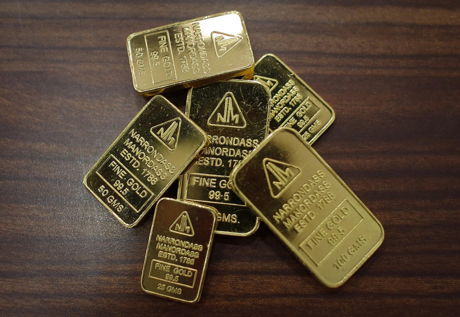 ارتفاع الذهب مع احتدام المواجهة التجارية بين واشنطن وبكين