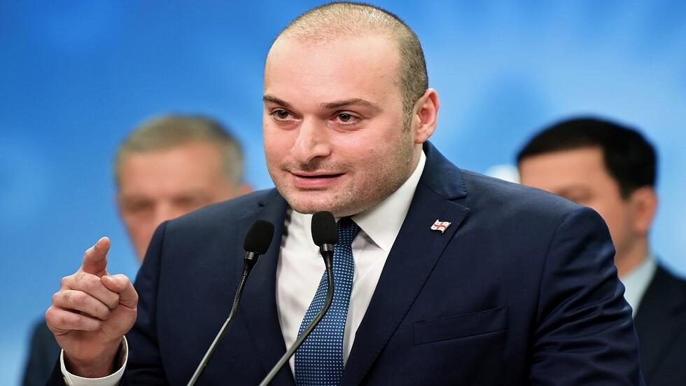 رئيس وزراء جورجيا يعلن استقالته