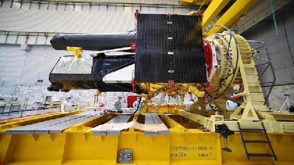 مختبر علمي روسي يبتعد عن الأرض بنحو 1.6 مليون كيلومتر