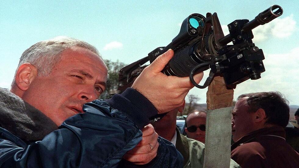 نتنياهو يعلق مجددا على تبادل القصف بين الجيش الإسرائيلي وحزب الله (فيديو)