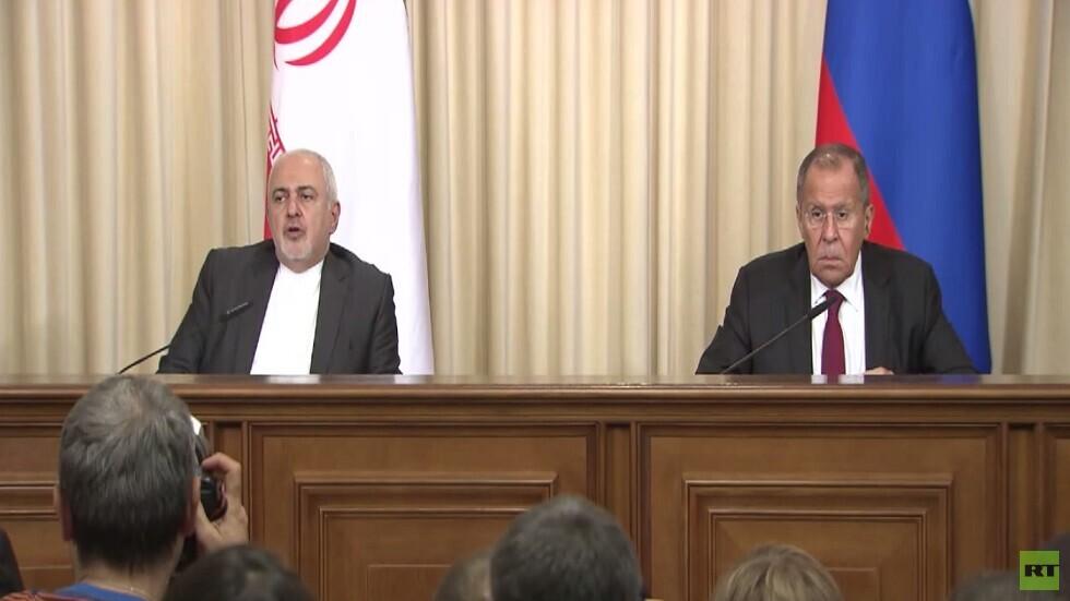 لافروف: إيران مستعدة لبحث برنامج صواريخها