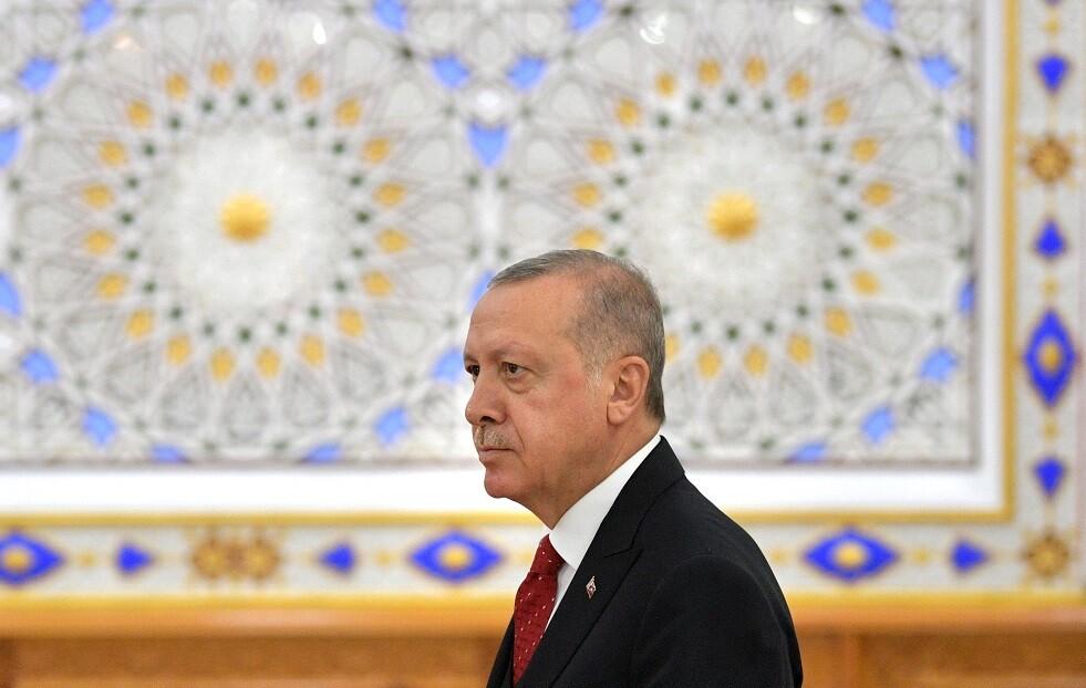 أردوغان يتهم الاتحاد الأوروبي بالتمييز تجاه تركيا